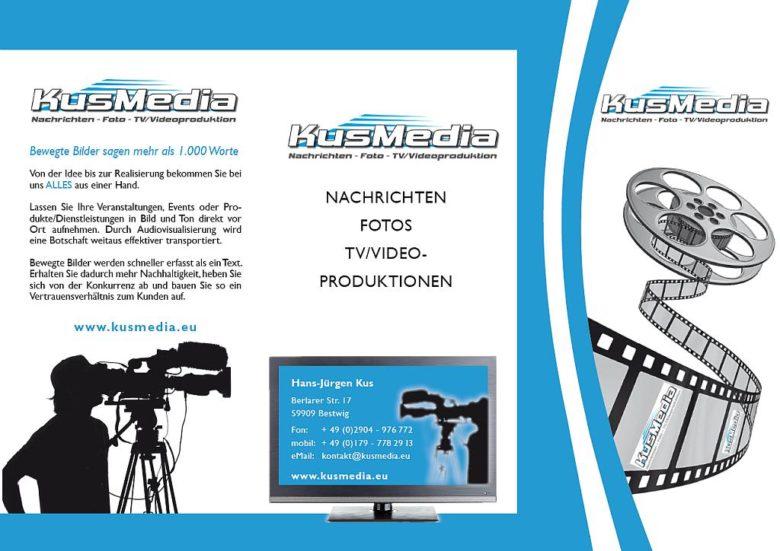 Flyer KusMedia 2016